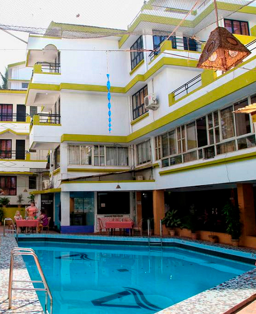 GOA (CALANGUTE BEACH) - ALORE HOLIDAY RESORT - SPECIAL PACKAGE