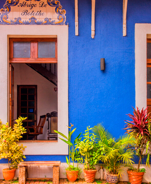 GOA (PANJIM) CASA FONTAINHAS - FAMILY SPECIAL (3 BR APARTMENT)