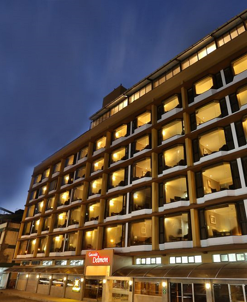 GOA (PANJIM) THE GRANDE DELMON - DELUXE PACKAGE