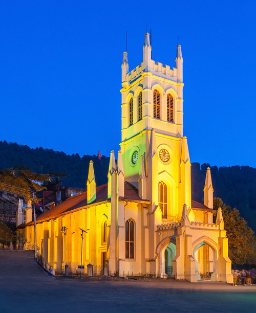 HIMACHAL - SHIMLA & MANALI HONEYMOON SPECIAL - 6 DAYS (EX. DELHI) - SHIMLA (2N) MANALI (3N)
